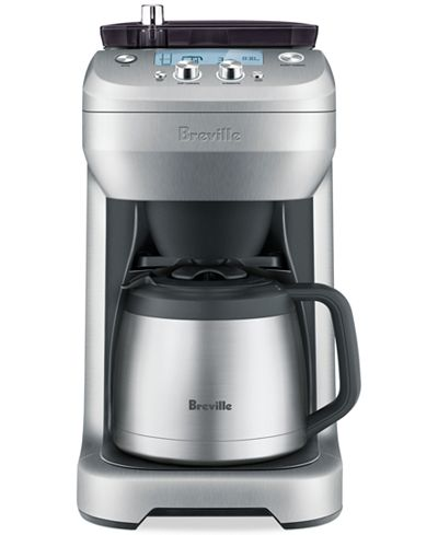 Breville BDC650BSS Grind Control Coffee Maker - Coffee, Tea & Espresso - Kitchen - Macy s