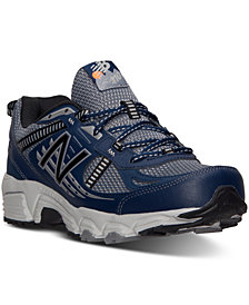 New Balance Men's 410 Wide Casual Sneakers from Finish Line