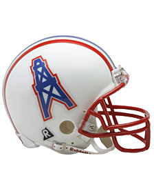 Riddell Houston Oilers Mini Helmet