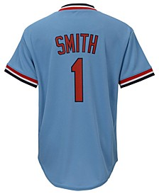 Kids' Ozzie Smith St. Louis Cardinals Cooperstown Jersey, Big Boys (8-20)