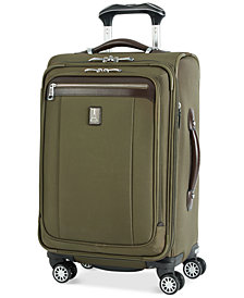"CLOSEOUT! Travelpro Platinum Magna 2 21"" Carry On Expandable Spinner Suitcase"