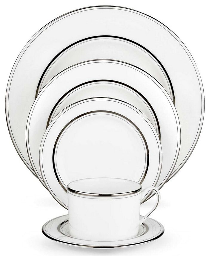 """kate spade new york - """"Library Lane"""" 5-Piece Place Setting"""