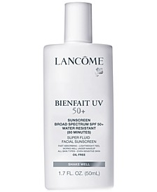 Bienfait UV SPF 50+ Super Fluid Facial Sunscreen, 1.7 oz