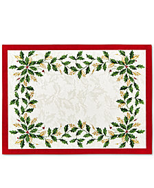 Lenox Holiday Mat