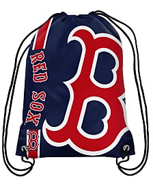 Forever Collectibles Boston Red Sox Big Logo Drawstring Bag