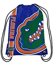 Forever Collectibles Florida Gators Big Logo Drawstring Bag