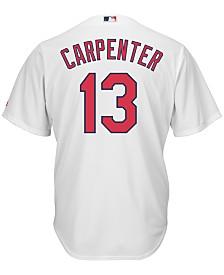 Majestic Men's Matt Carpenter St. Louis Cardinals Replica Jersey