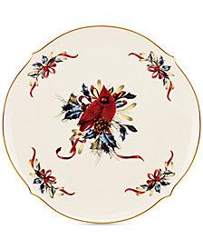 Lenox Holiday Dinnerware, Winter Greetings® Round Platter