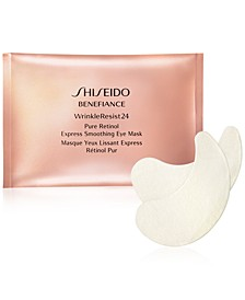 Benefiance WrinkleResist24 Pure Retinol Express Smoothing Eye Mask - 12 Pk.