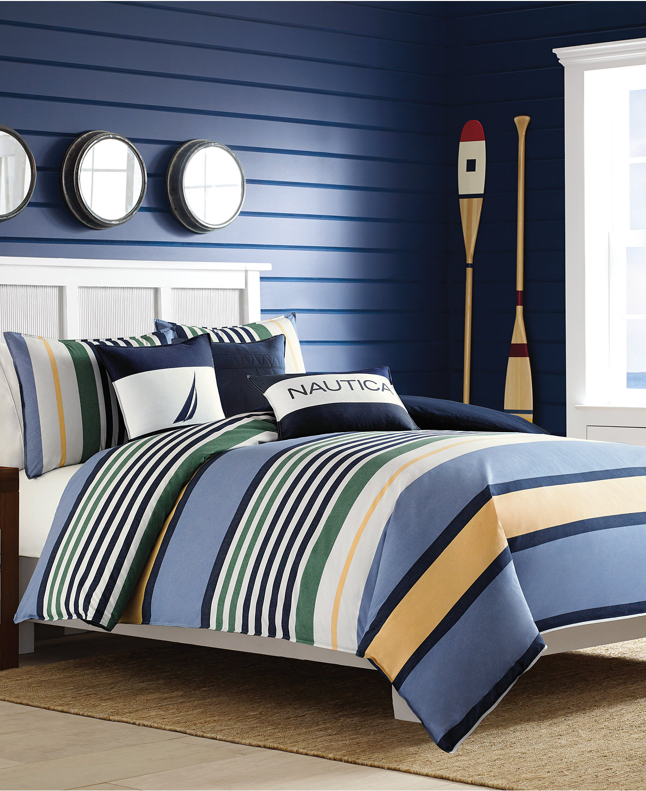 Nautica Bedroom Furniture Closeout Nautica Dover Bedding Collection Bedding Collections
