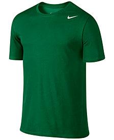 Nike Men's Dri-Fit Cotton Crew Neck T-Shirt