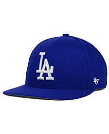 '47 Brand Los Angeles Dodgers Sure Shot Snapback Cap