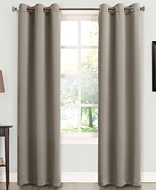 Sun Zero Tabbey Room Darkening Grommet Collection