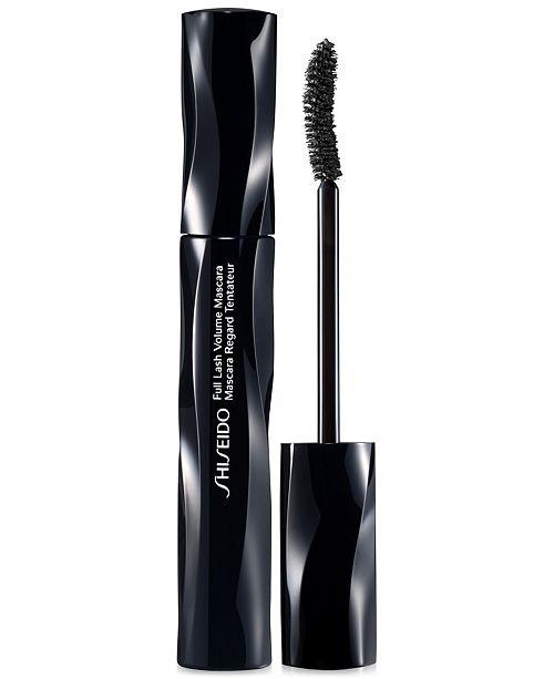 Shiseido Full Lash Volume Mascara, 0.29 oz.