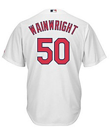 Kids' Adam Wainwright St. Louis Cardinals Replica Jersey, Big Boys (8-20)