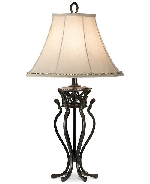 Pacific Coast CLOSEOUT! Set of 2 Helsinki Palace Handmade Table Lamps