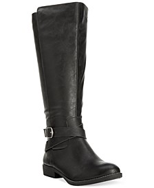 Madixe Riding Boots, Created for Macy's