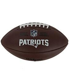 New England Patriots Composite Football