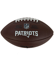 Wilson Sport New England Patriots Composite Football