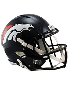 Riddell Denver Broncos Speed Replica Helmet