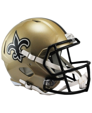 Riddell New Orleans Saints Speed Replica Helmet