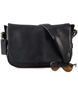 Polo Ralph Lauren. Leather Messenger Bag. 1 reviews. $428.00. main image;  main image ...