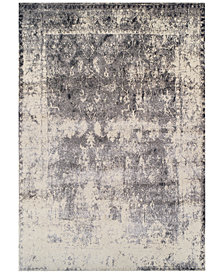 "CLOSEOUT! Dalyn Sultan Malik Grey 7'10"" x 10'7"" Area Rug"