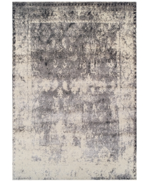 "Closeout! Dalyn Sultan Malik Grey 9'6"" x 13'2"" Area Rug Product Image"