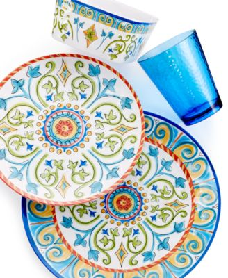 Tuscany Dinnerware Collection  sc 1 st  Macy\u0027s & Certified International Tuscany Dinnerware Collection - Dinnerware ...