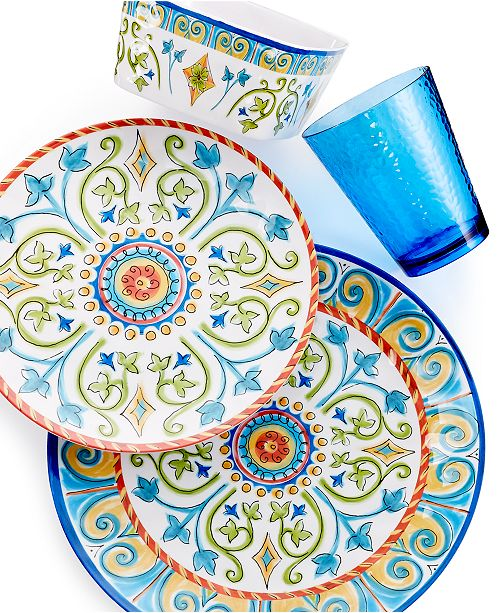 Certified International Tuscany Dinnerware Collection