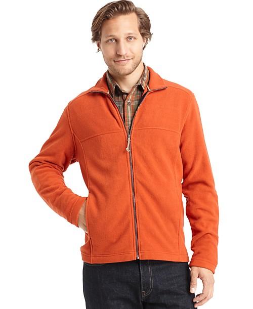 G.H. Bass & Co. Full-Zip Fleece Jacket