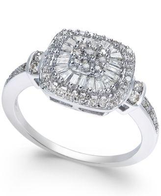 Vintage inspired ring
