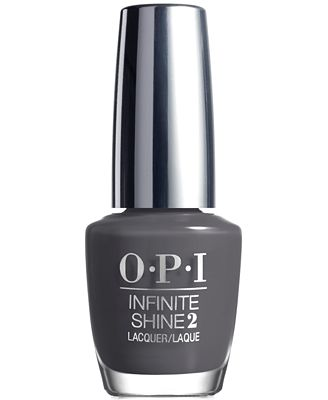 OPI Infinite Shine, Steel Waters Run Deep