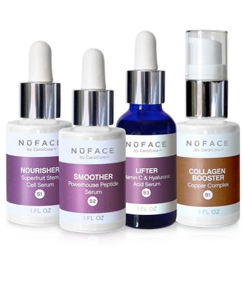 NuFACE Serum Collection