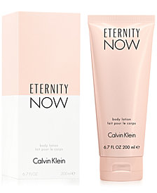 Calvin Klein ETERNITY NOW Body Lotion, 6.7 oz