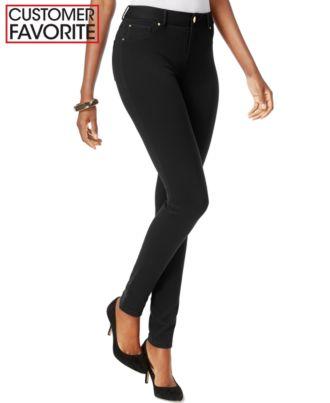 INC International Concepts Skinny-Fit Ponte Pants