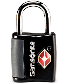 Samsonite Travel Sentry 6-Pc. Key Locks