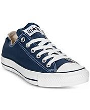 Royal Blue Converse - Macy's