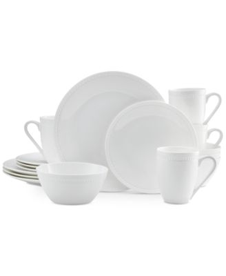 Mikasa Dinnerware Bone China Loria 16 Piece Set Service for 4  sc 1 st  Macyu0027s & Mikasa Dinnerware Bone China Loria 16 Piece Set Service for 4 - Fine ...