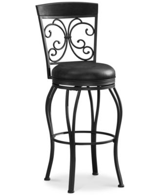 amelia bar height bar stool quick ship