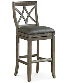 Hadley Bar Height Bar Stool, Quick Ship