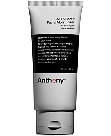 Anthony Men's All Purpose Facial Moisturizer, 3 oz