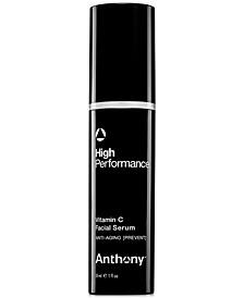 High Performance Vitamin C Facial Serum, 1 oz