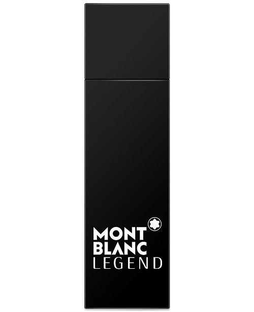Montblanc Men's Legend Eau de Toilette Travel Spray, 0.5 oz