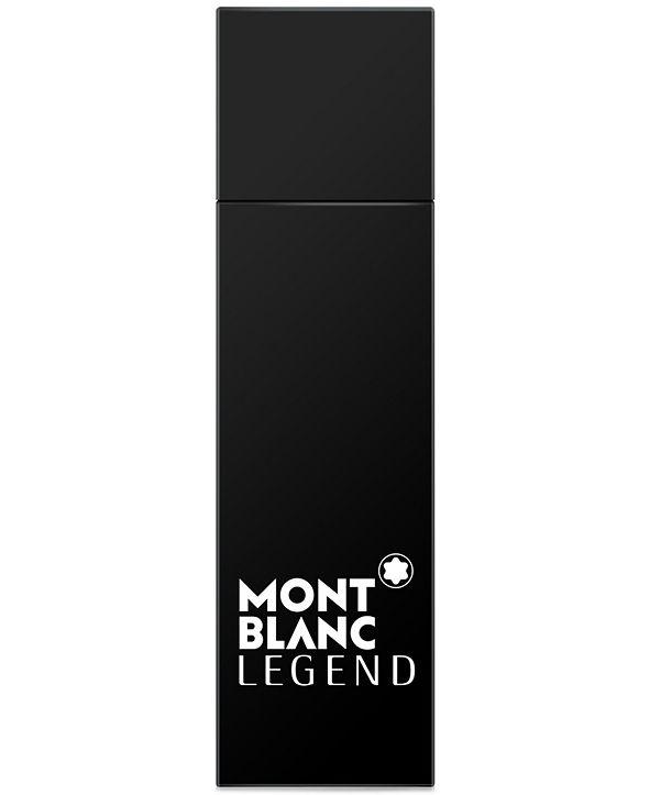 Montblanc Men's Legend Eau de Toilette Travel Spray, 0.5 oz