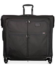 Tumi Alpha 2 Extended Trip Spinner Garment Bag