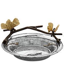 Michael Aram Butterfly Ginkgo Wine Coaster