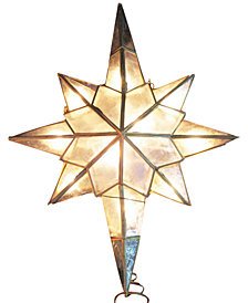 Kurt Adler Star of Bethlehem Tree Topper