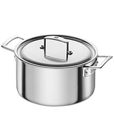 Zwilling J.A Henckels Aurora 5.5-Qt. Dutch Oven with Lid