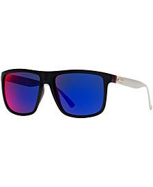 Gucci Sunglasses, GUCCI GG1075/S 57